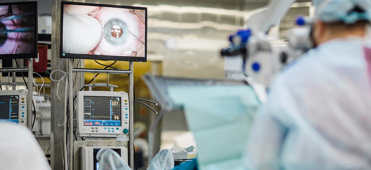 cataract surgery test